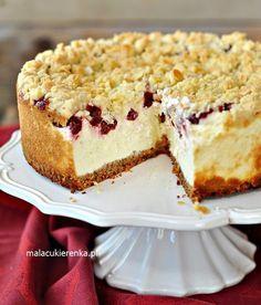 Salmon and mozzarella cake - Clean Eating Snacks Cheesecake Recipes, Dessert Recipes, Cookies For Kids, Xmas Food, Polish Recipes, Mini Foods, Food Cakes, Savoury Cake, Coffee Cake