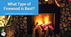 Whether you're buying or burning, knowing a few things about the different types of firewood can maximize efficiency and save you trouble. Not all firewood gives the same results so understanding the characteristics of different types is key to choosing the best firewood for your needs.