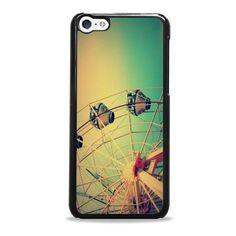 colour ferris wheel iPhone 5c case