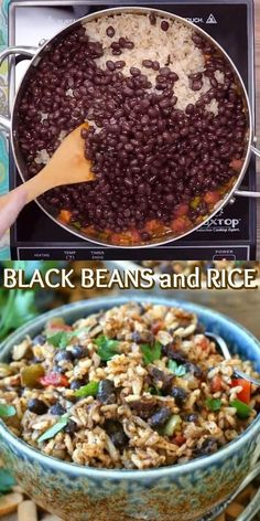 Creole Recipes, Cajun Recipes, Mexican Food Recipes, Cooking Recipes, Louisiana Recipes, Haitian Recipes, Donut Recipes, Red Beans N Rice Recipe, Rice And Beans Recipe