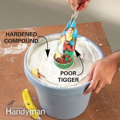 HOW TO BUILD WATER FEATURES