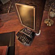 Steampunk iPad? The Record Keeper Film, facebook.com/TheRecordKeeper