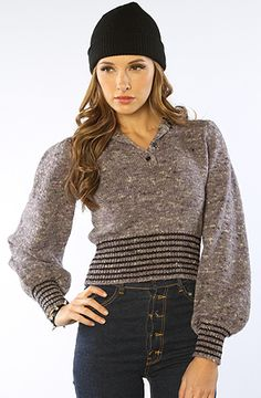 *Vintage Boutique The Miranda Sweater, Save 20% off with Rep Code: PAMM6