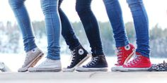 58284bfef21 high top converse Jeans And Converse