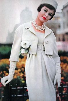 Very chic vintage style, 1959