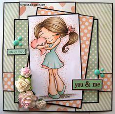 Copic Marker España: You & me