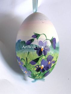 Pisanka gęsia 36/201 Holiday Themes, Holiday Crafts, Egg Art, Wood Creations, China Painting, Gourd Art, Egg Decorating, Easter Crafts, Independence Day