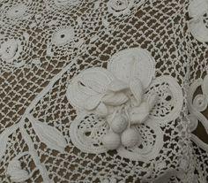 Ирландское кружево в моде начала ХХ века - Ярмарка Мастеров - ручная работа, handmade