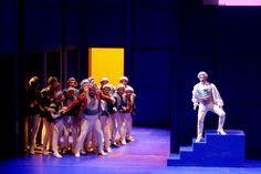 Regia di Italo Nunziata  Scene di Pasquale Grossi Teatro Comunale di Ferrara,2013