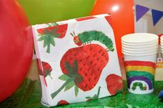 The Very Hungry Caterpillar Party Napkins Pack of 20
