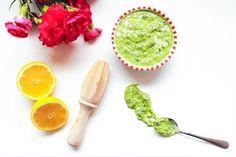 Delicious & Gluten Free: Nut Free Tummy Friendly Cheesy Pesto