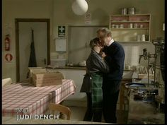 Jean and Lionel dancing in the kitchen at the community hall The Last Waltz, Dancing In The Kitchen, Grow Old With Me, British Comedy, Dance, Bbc, Lemon, Community, Dancing