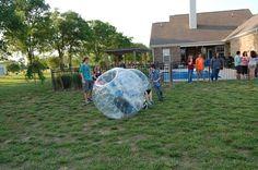 Nashville Bubble Ball