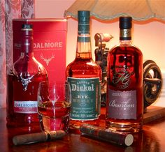 How to Pair Cigars and Drinks