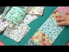 Baby Quilt Patterns, Knitting Patterns, Quilting Tutorials, Sewing Tutorials, Granny Square Quilt, Sewing Dolls, Patchwork Quilting, Diy Projects To Try, Baby Quilts