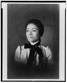 African American Woman by Black History Album, via Flickr