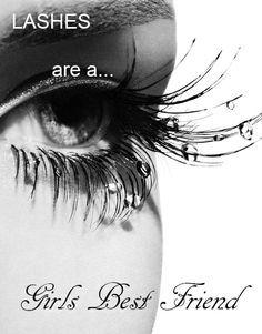 758be4b1f74 eyelash extensions a girls bestfriend - Google Search Semi Permanent Eyelash  Extensions, Semi Permanent Eyelashes