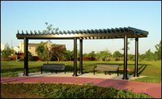 SII Structures - Products: Garden Gallery Pergolas