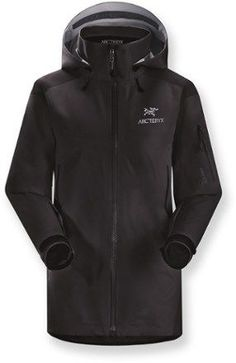 Arc'teryx Women's Theta AR Jacket Black XL