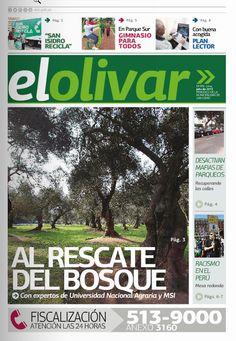 """Periódico """"El Olivar de San Isidro"""" N° 6 - Julio 2015"""