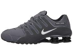 Nike Shox NZ Black/Drenched Blue - Zappos.com Free Shipping BOTH Ways
