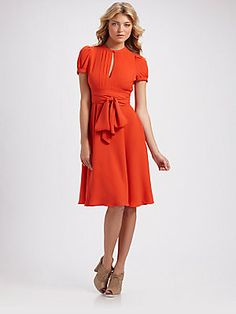 Marc by Marc Jacobs Mimi Silk Dress