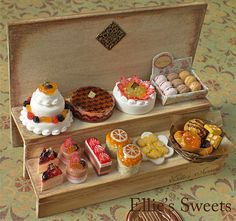 Miniature cake   Flickr: Intercambio de fotos