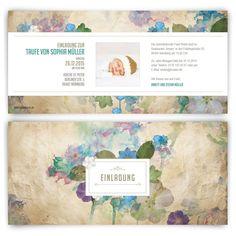 Einladungskarten Geburtstag Selbst Gestalten Kostenlos