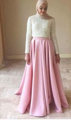 3b0cef701faf4 Consider this your ultimate guide to look impeccably chic this wedding  season. See a selection of 12 simple hijab evening dresses to inspire you!