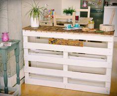 palettenmöbel selber bauen   1001+ originelle Palettenmöbel Ideen zum Selberbauen