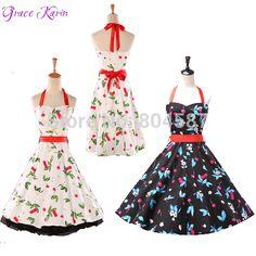 Free Plus Size Rockabilly Dress Pattern 24