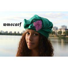 Wmscarf #turban #headwraps #accessories #blogcommunity #turbanstyle.  www.worldmicha.fr