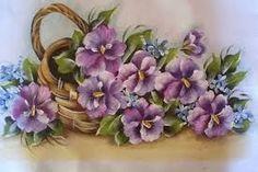 Resultado de imagem para barrados de pano de prato em tecido: Art Floral, Watercolor Flowers Tutorial, Plaster Art, Beautiful Flowers Wallpapers, Printable Pictures, Free Graphics, Canvas Artwork, Paint Designs, Fabric Painting