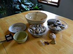 Inspiration Earth ~ A Journey of Simplicity: DIY Tabletop Fountains
