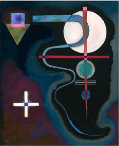 """aubreylstallard:  Vasilly Kandinsky, """"Cool Energy,"""" 1926"""