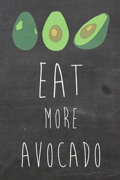 Avocado is a great source of protein and beneficial fat, and is great for your heart health!