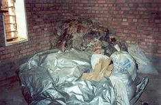 Body Parts From 9/11 | ... bodies in mass grave and bags containing more bodies and body parts