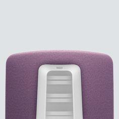 PURE INTERIOR Edition 10 #Lila. Mehr Design für dein #HomeOffice. Mit einer vielfältigen und hochwertigen Stoffauswahl und ihrem ergonomischen Design vereint die PURE INTERIOR Edition bequemes und ergonomisches Sitzen. Das Design und die Farbgebung des PURE machen ihn zu einem optischen Leichtgewicht. Farblich abgestimmt bringt er sich in das Home Office ein und kann sich gleichzeitig zurücknehmen. #schreibtischstuhl #design #interiordesign #Stoff #ergonomie #interstuhl Home Office, Pure Home, Interiordesign, Designer, Pure Products, Lilac, Light Blue, Office Home, Home Offices