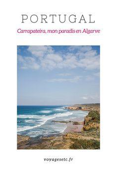 Carrapateira, un petit paradis en Algarve au Portugal