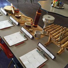 Inquiring Minds: Mrs. Myers' Kindergarten: Exploring Sound: The Investigation