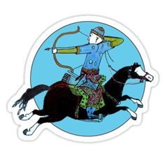 Mongolian Warrior T-Shirts & Hoodies by micklyn   Redbubble