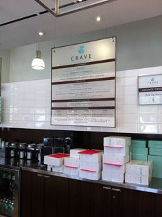 Crave Cupcakes in Calgary, Alberta