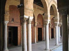 Mezquita de la Aceituna, Túnez, 2004