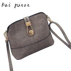 kai yunon Women Fashion Retro Matte Handbag Shoulder Bag Large Tote Ladies Purse Oct 17