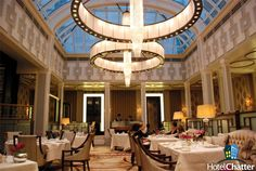 The Lanesborough Hotel in London for afternoon tea. The British have got this tradition down right! Oh little scones and sandwiches and biscuits, in this high ceilinged masterpiece of a room with lovely couches. I wish I could go every day at 3pm.