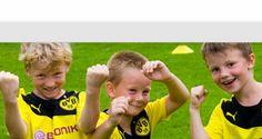 Kinder / Fussballschule | Offizieller Borussia Dortmund Online Fanshop
