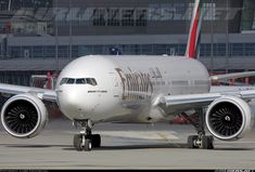 Taxi for t/o rwy 33 - Photo taken at Hamburg (- Fuhlsbuttel) (HAM / EDDH) in Germany on February Emirates Airline, Boeing 777, 60th Birthday, Planes, Engine, Aviation, Aircraft, Holiday, Airplanes