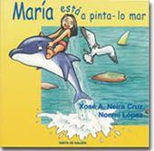 María está a pinta-lo mar
