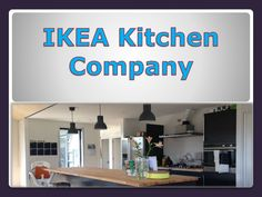 #IKEA_Christchurch This is one of the kitchens that IKEA has on display in its stores. Using Laxarby door fronts and Karlby work tops, it has strength, warmth, and timelessless appeal. https://www.slideshare.net/nordicdesignkitchen/ikea-kitchen-company