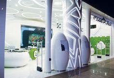 futuristic retails - Pesquisa Google